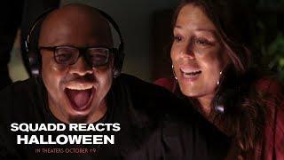 Halloween | SquADD Reaction Video