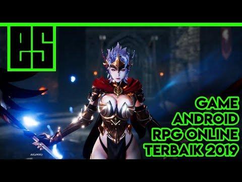 6 Game Android RPG Online Terbaik 2019