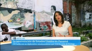 """""""Manuel Noriega secuestró a Panamá"""""""