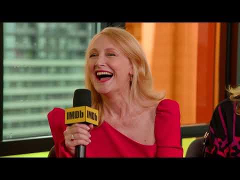 Patricia Clarkson Reminisces About First Role 'The Untouchables'