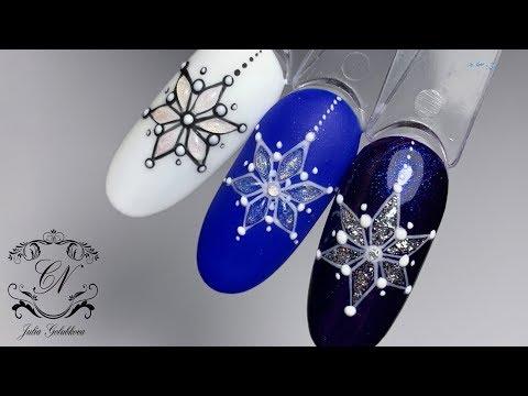 Юлия голубкова ногти вк