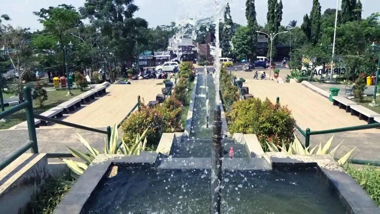 Taman Cirendang Kuningan Jawa Barat Youtube