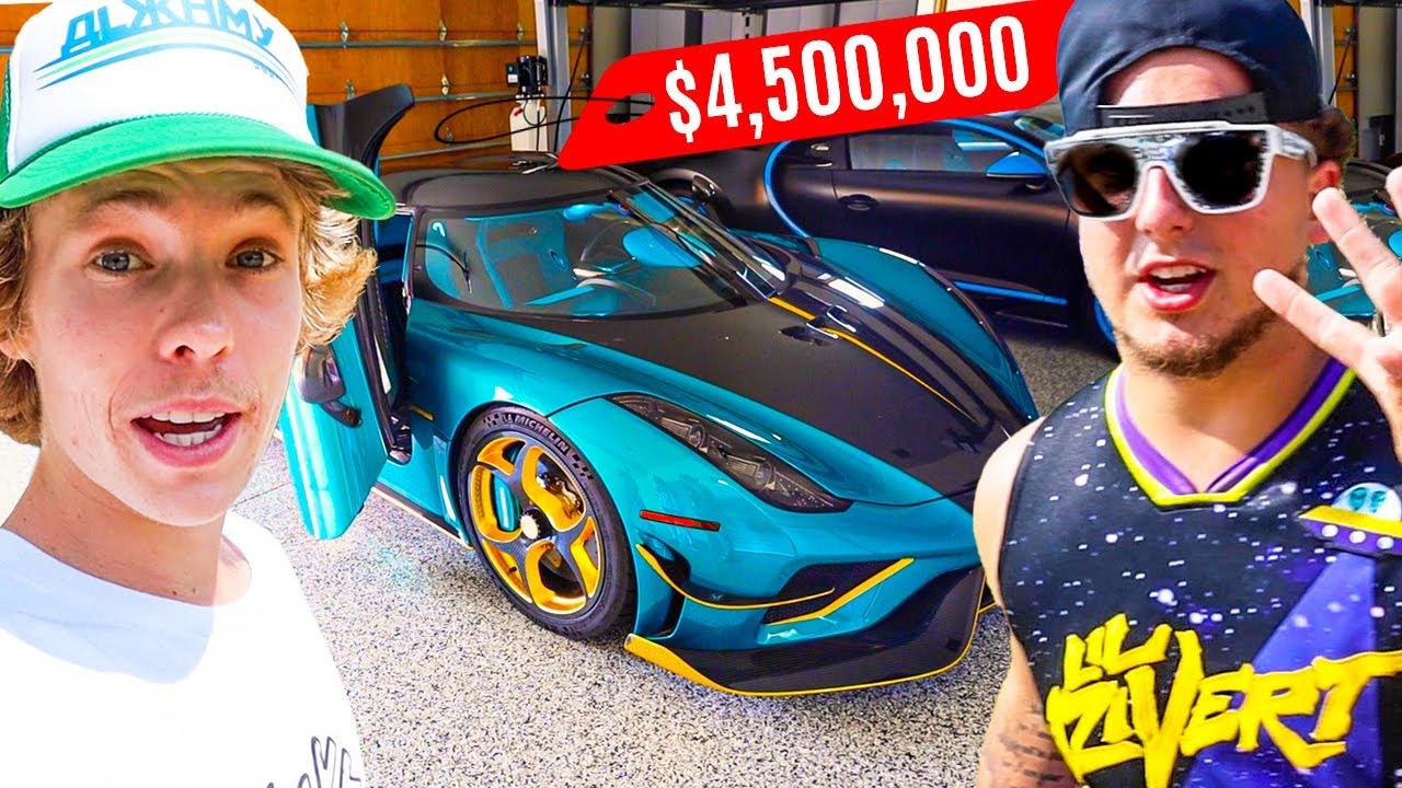 Download Billionaire's Son Buys $4.5M Koenigsegg Hypercar… (1 OF 1)