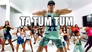 ZUMBA - Ta Tum Tum | Kevinho e Simone & Simaria | Professor Irtylo Santos