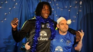 Merry Christmas from Everton Football Club