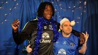 Merry Christmas from Everton Football Club