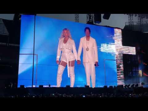 Beyoncé & Jay-Z - Opening / Holy Grail - OTR II Cleveland
