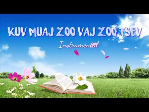 Kuv Muaj Zoo Vaj Zoo Tsev instrumental thumbnail