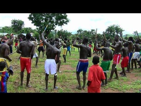 Le Evala à Kara (Togo) - version étendue (1ère partie)