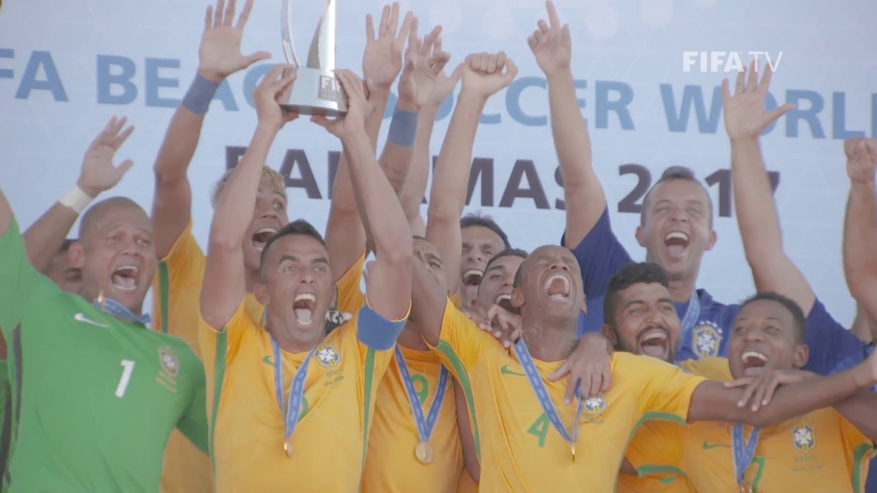 Beach Soccer – Growing the Game