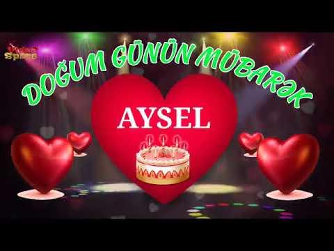 Aysel Ad Gunun Mubarek Youtube