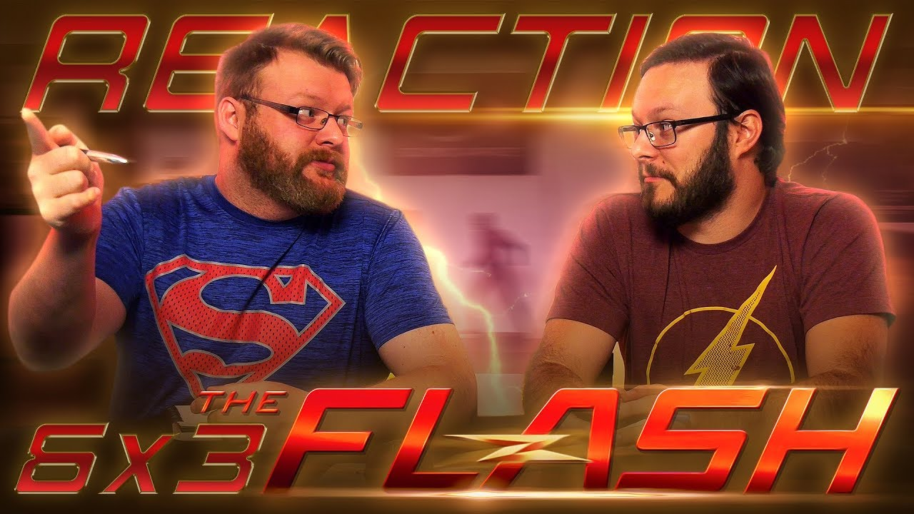 """Download The Flash 6x3 REACTION!! """"Dead Man Running"""""""
