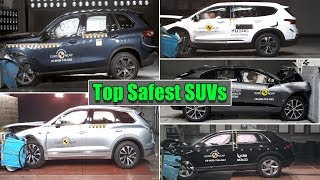 Top 5 Safest SUVs 2019