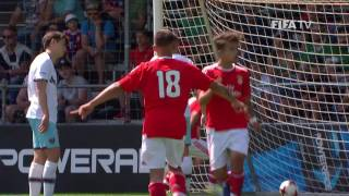 West Ham United v. Benfica, Match Highlights