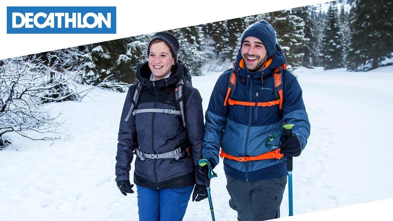vasta gamma acquisto economico marchio famoso Giacca da uomo SH500 Warm da montagna Quechua   Decathlon Italia ...