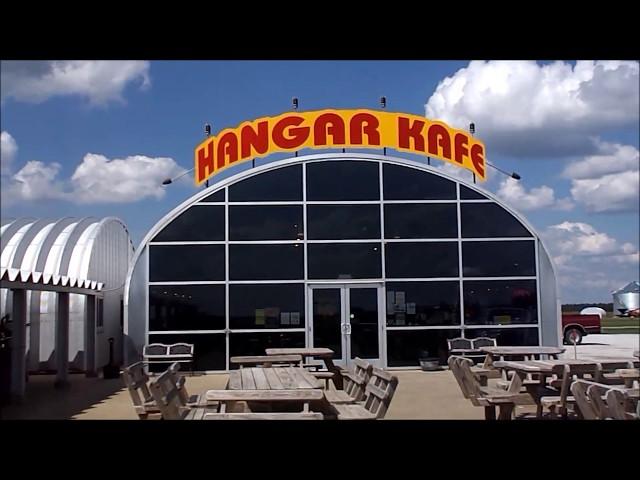 Lunch With Doug #108 Hangar Kafe