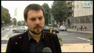 Hybrydowe lampy solarne na próbę rozświetlą ulice Szczecina