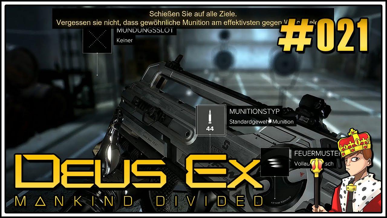 Deus Ex Mankind Divided - Part 1 - Let's Play Deus Ex ...