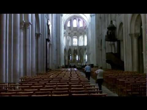 Abbeye de Saint Etienne, Caen, France.
