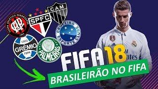 FIFA 18 PC MOD COM TODOS OS JOGADORES BRASILEIRO + TODOS OS ÍDOLOS DISPONIVEL