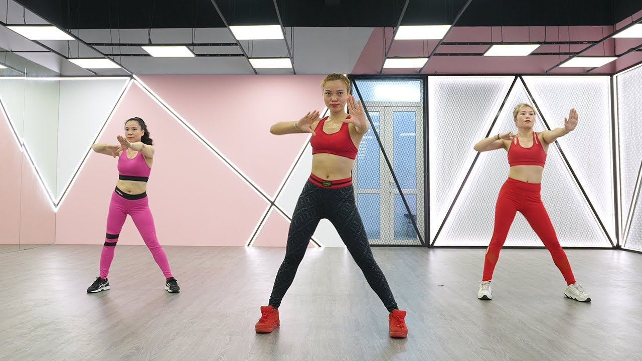 AEROBIC DANCE   Shape your Body   Simple exercise everyday