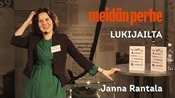 Lastenpsykiatri Janna Rantala: Äiti älä tottele | Meidän Perhe