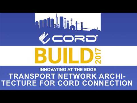 The New Transport Network Architecture for CORD Interconnection