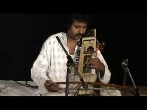 Ghulam Ali Khan Solo Sarangi Raag Bhairavi in Evening Raga