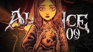 Alice Madness Returns (PL) #9 - Osamuraje (Gameplay PL / Zagrajmy w)