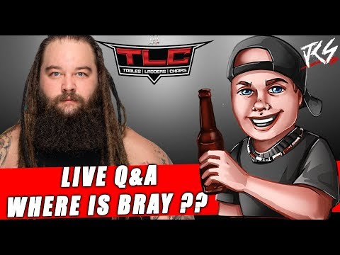 WWE News LIVE  & Q & A Ask Me ANYTHING !! SUPERCHAT $$