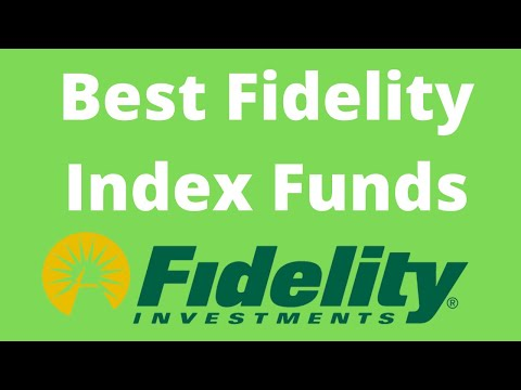 5 Best Fidelity Index Funds for 2020