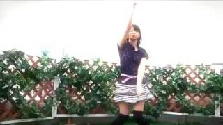 SPACE GIRLS PLANETメンバー伊藤ゆいのソロ曲『GO MY WAY!』のMUSIC CLIP!!