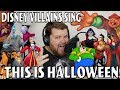 Disney Villains Sing This Is Halloween mp3