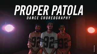 Diljit Dosanjh - Proper Patola | Dance Choreography I Lawrence Dzone | Dzone Crew | Karnataka