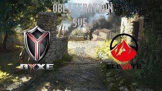 INTZ vs ELEVATE | BF4 Obliteration 5v5