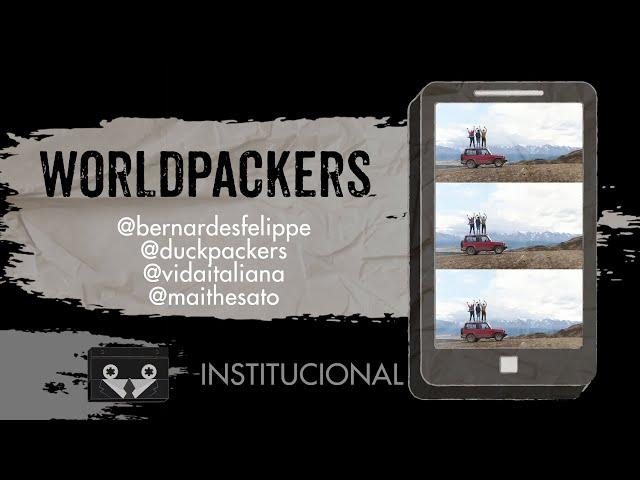 Worldpackers Academy - @bernardesfelippe @duckpackers @maithesato @vidaitaliana