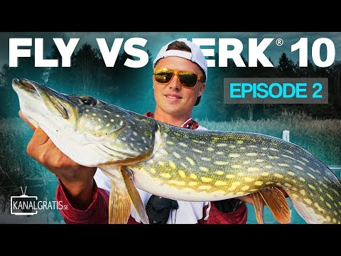 FLY VS JERK 10 - Ep. 2 - Archipelago Day (with German, French & Polish subtitles)