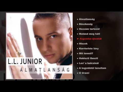 L.L. Junior - Álmatlanság (teljes album) letöltés