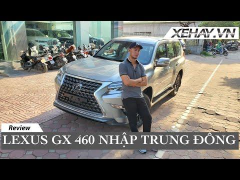 Bóc tem Lexus GX460 2020 nhập Trung Đông FULL đồ giá 6 tỷ |XEHAY.VN|
