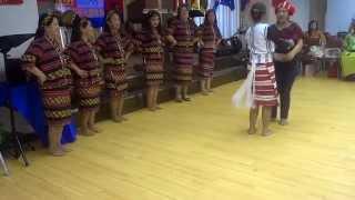 IGOROT DANCE (BOOGIE/BALANGBANG)