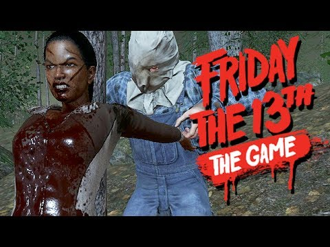 Friday The 13th The Game Gameplay German - Der letzte Freitag