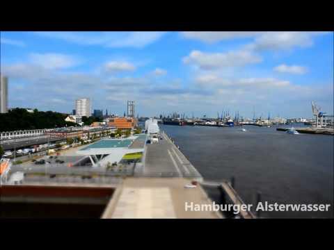 Waht is Hamburg is Hamburg 2014 Attractions Timelapse