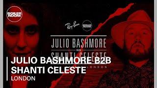 Julio Bashmore B2B Shanti Celeste - Boiler Room x Ray-Ban 009 - London