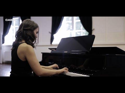 S. Rachmaninoff: Prelude op. 23 no. 5 in g minor - Kateryna Titova - Celviano Grand Hybrid GP-500