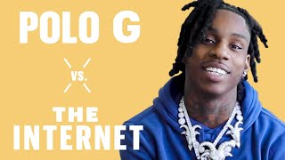 'martin & gina' rapper polo g takes on his fans and haters once for all, revealing diet, exercise, the reason you won't see him featured other...