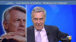L'aria che tira - Boschi e il peso del caso Etruria (Puntata 12/05/2017)