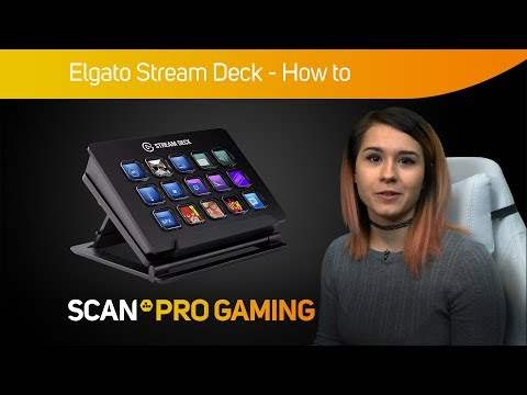 How to setup and use the Elgato Streamdeck and Streamdeck Mini for streaming