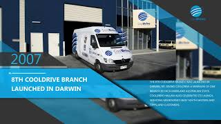 See how CoolDrive has transformed over 40 years from the family garage to one of the largest Automotive Parts distributors in Australia and New Zealand.