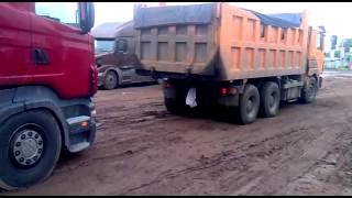 видео ремонт полуприцепов
