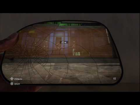 Splinter Cell Conviction Gameplay Trailer How_to_breach_and_clear_a_room